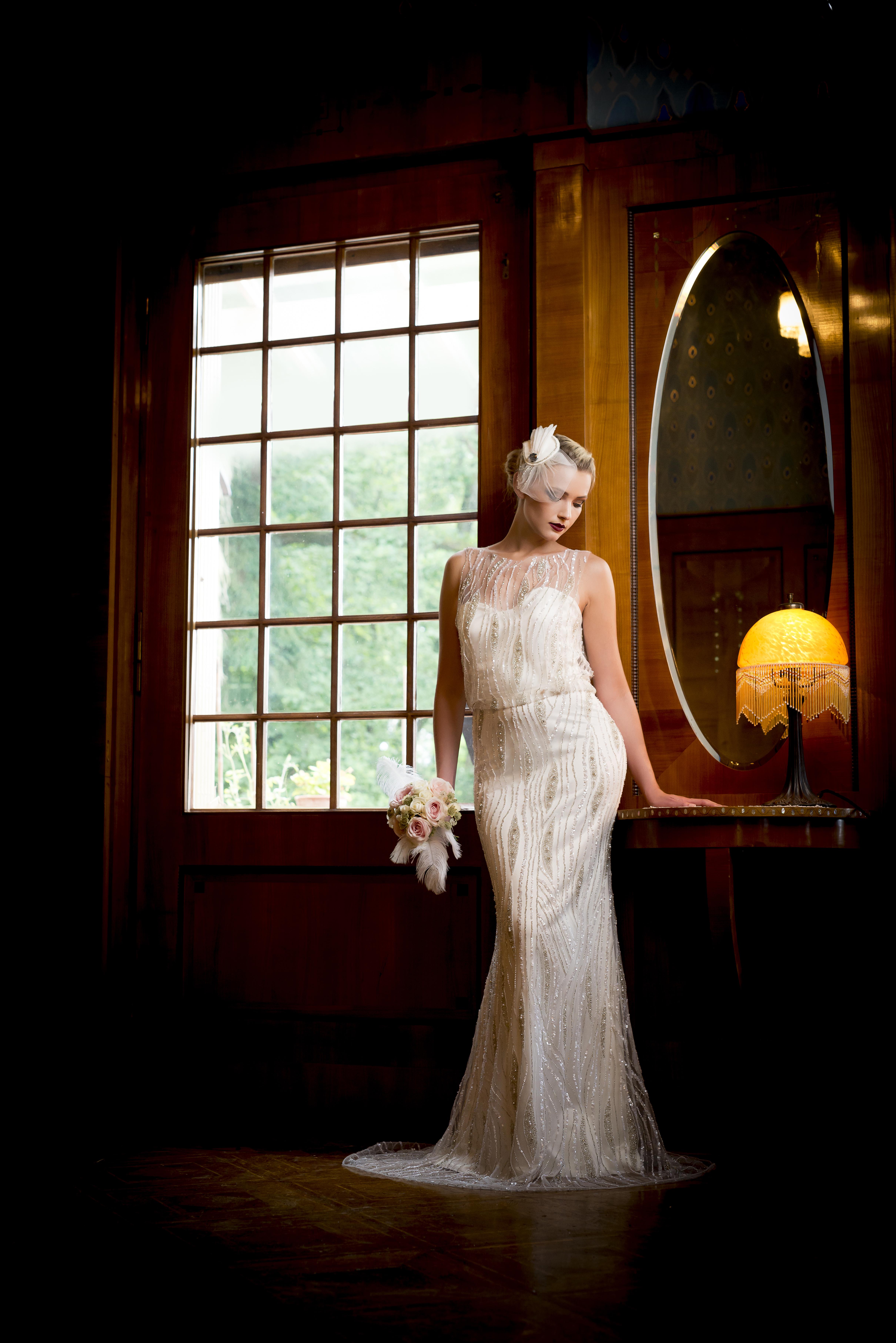 Kleid Vintage Glory