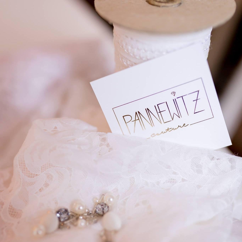 Pannewitz Couture Visitenkarte